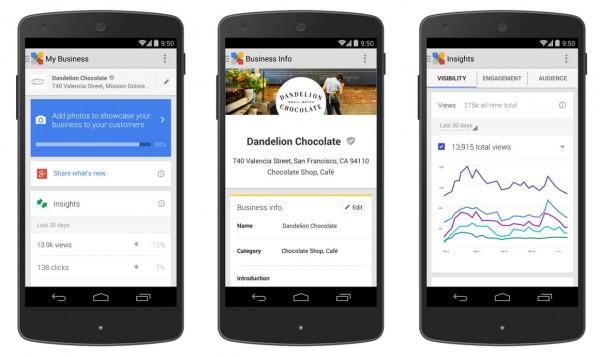 Google My Business per imprese 2.0