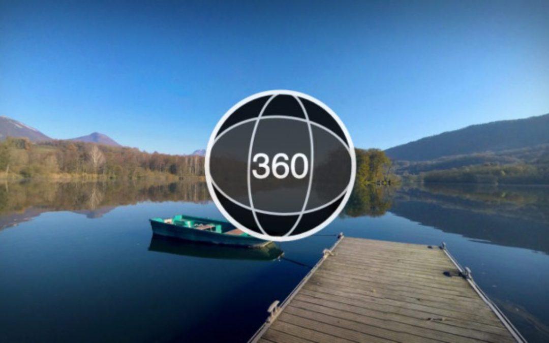 Facebook e le foto a 360°